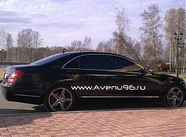 Заказ Мерседес S500 W221 Екатеринбург