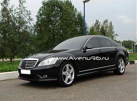 Заказ Мерседес S500 W221