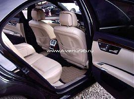 Прокат автомобиля Мерседес S500W221