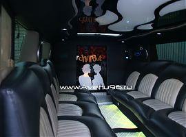 Заказ лимузинов в Екатеринбурге: Хаммер