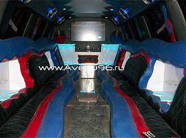 Заказ лимузинов в Екатеринбурге: F-650 Mammont