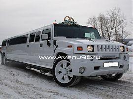Заказать лимузин в Екатеринбурге