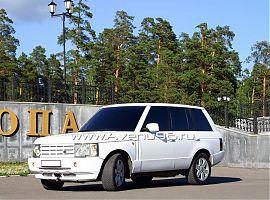 Аренда автомобилей в Екатеринбурге: Рендж Ровер