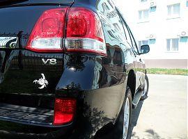 Автомобиль на прокат: Тойота Ленд Крузер 200