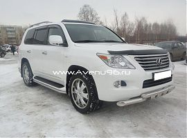 Прокат автомобиля Лексус LX 570 Екатеринбург