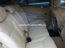Заказ Мерседеса GL в Екатеринбурге
