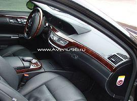 Аренда автомобиля Мерседес S500 W221 AMG в Екатеринбурге