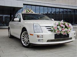 Прокат автомобилей на свадьбу в Екатеринбурге