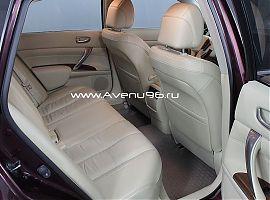 Заказ автомобиля Nissan Teana