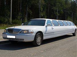 Заказ, аренда, прокат лимузинов в Екатеринбурге