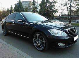 Прокат Мерседес S500 W221 Екатеринбург