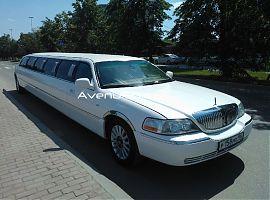 Заказ, прокат лимузина в Екатеринбурге