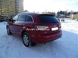 Прокат автомобилей в Екатеринбурге