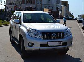 Прокат автомобилей с водителем в Екатеринбурге