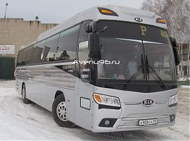 Аренда Автобуса Киа Гранберд Екатеринбург