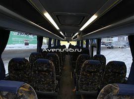 Аренда автобуса: Temsa Safari