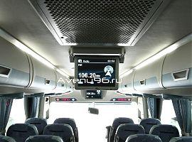 Заказ, аренда автобусов Екатеринбург