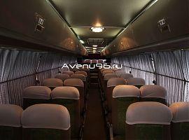 Заказать автобус в Екатеринбурге