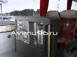 Заказ автобуса в Екатеринбурге