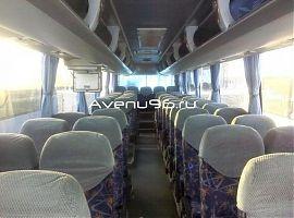 Аренда автобуса Ютонг Екатеринбург
