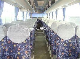 Автобусы на заказ Екатеринбург