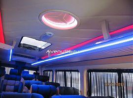 Заказ микроавтобусов в Екатеринбурге