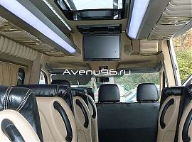 Прокат микроавтобуса Мерседес Спринтер 515