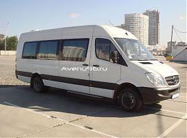 Заказ, аренда, прокат микроавтобусов Екатеринбург