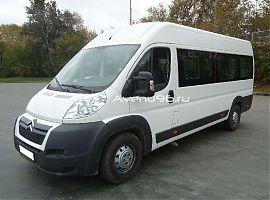 Прокат микроавтобусов в Екатерибурге