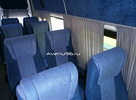 Микроавтобусы на заказ Екатеринбург