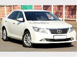 Тойота Камри напрокат Екатеринбург