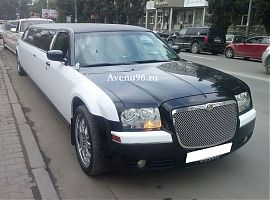 Лимузины напрокат в Екатеринбурге