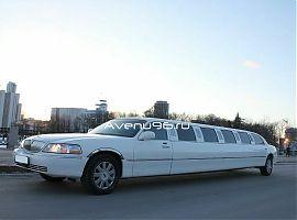 Лимузин Линкольн Таун Кар 14 мест напрокат в Екатеринбурге