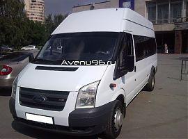 Аренда микроавтобуса, заказ, прокат автобусов в Екатеринбурге