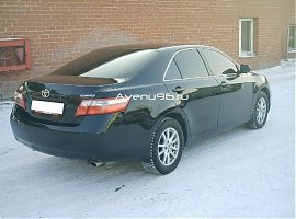Прокат автомобилей Тойота Камри Екатеринбург