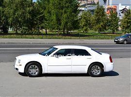 Аренда Крайслер 300С Екатеринбург