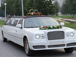 Прокат лимузина Бентли Екатеринбург