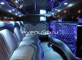 Прокат лимузинов в Екатеринбурге: Крайслер 300С