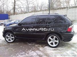 Аренда внедорожников в Екатеринбурге: БМВ Х5