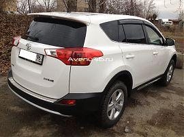 Аренда внедорожника в Екатеринбурге: Тойота Рав 4