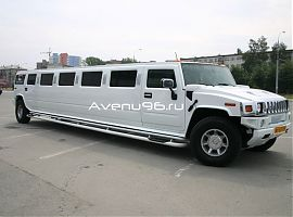 Лимузин Хаммер напрокат в Екатеринбурге