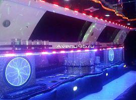 Прокат лимузинов в Екатеринбурге