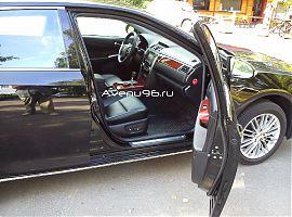 Аренда автомобилей в Екатеринбурге: Тойота Камри V50