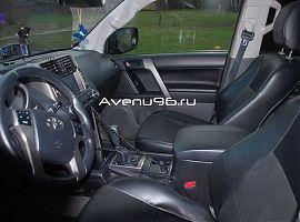 Аренда Тойота Ленд Круйзер Прадо в Екатеринбурге