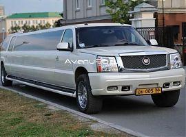Лимузины напрокат Екатеринбург: Кадиллак Эскалейд
