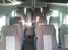 Микроавтобус на заказ Екатеринбург: Форд Транзит люкс