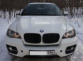 Аренда внедорожника Екатеринбург: БМВ Х6