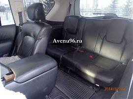 Заказ внедорожника Екатеринбург: Инфинити QX56