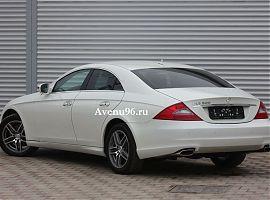 Прокат автомобиля Mersedes CLA в Екатеринбурге