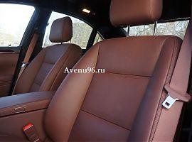Мерседес S500W221 аренда с водителем в Екатеринбурге